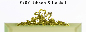 #767 Ribbon & Basket